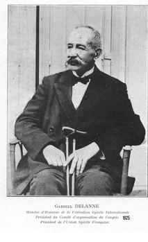 GABRIEL DELANNE 1857-1926