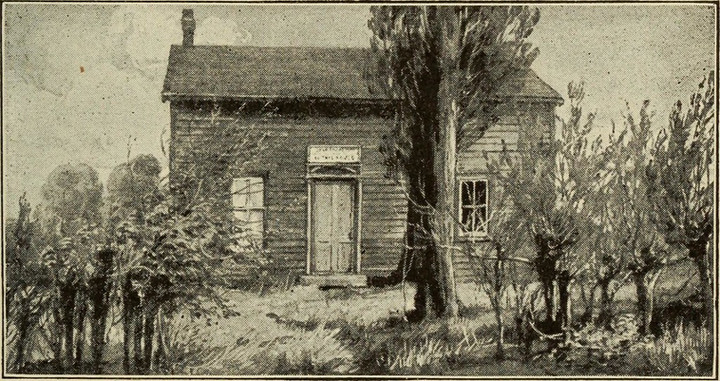 MAISON DE HYDESVILLE