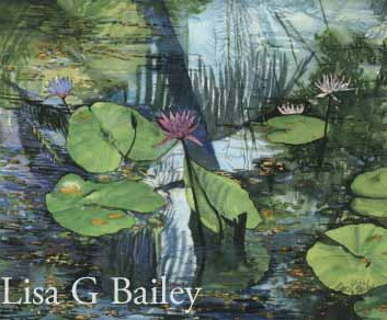 Reflections on the Lily Pad