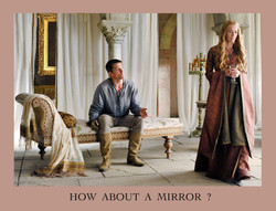 HOW ABOUT A MIRROR ?