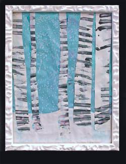 "Kid's Art-""WinterWonderland"""