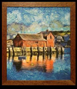 "a ""rare""Van Gogh"