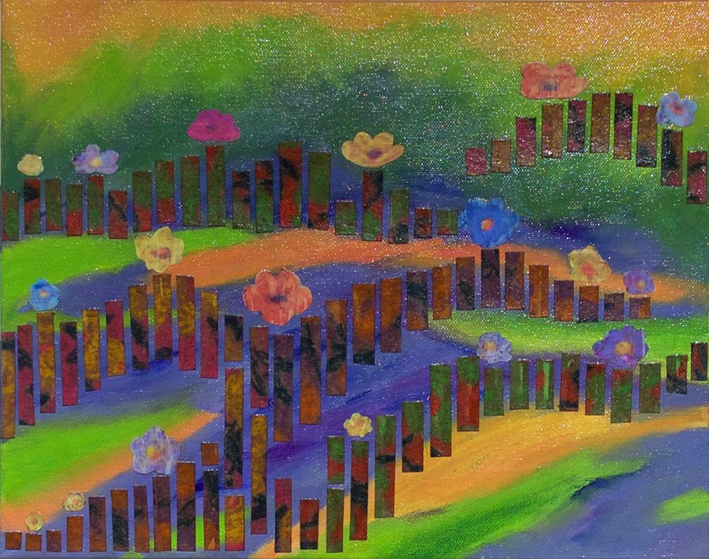 Flower March