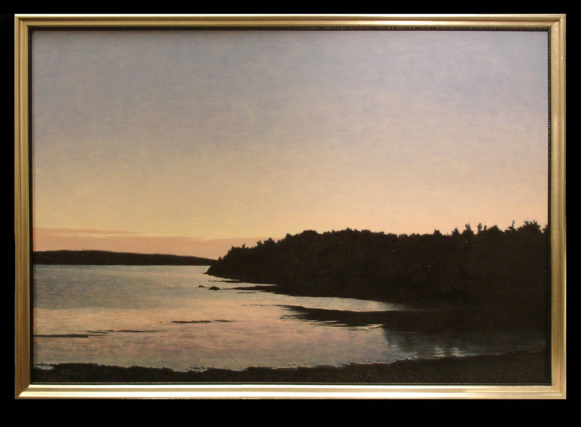 Oil Maine