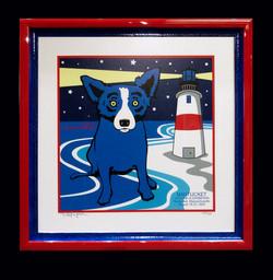 The Blue Dog, Nantucket