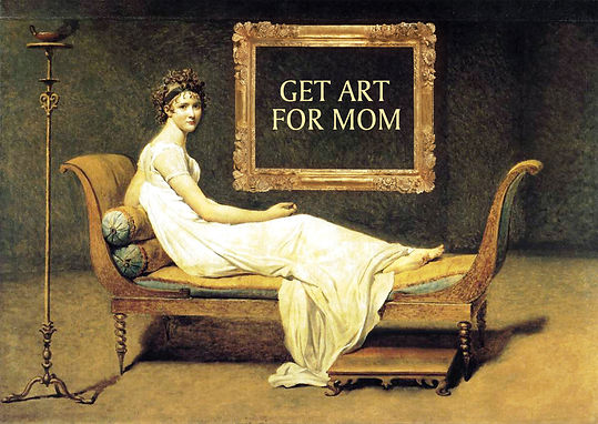 Get Art for Mother's Day !