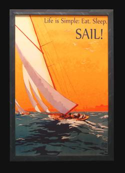 Eat, Sleep, Sail