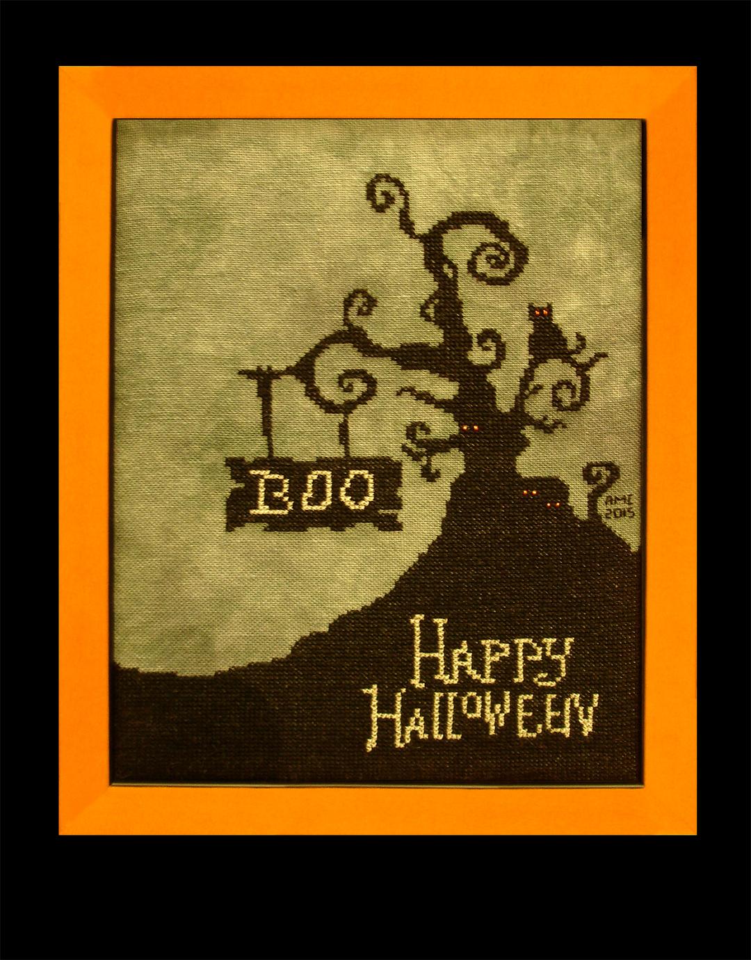 Halloween is on it's way !