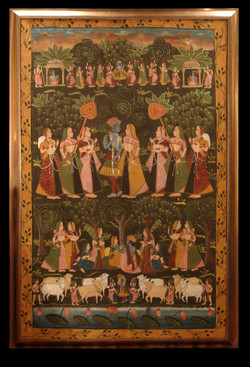 Painting from India