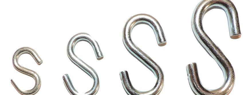 S hooks
