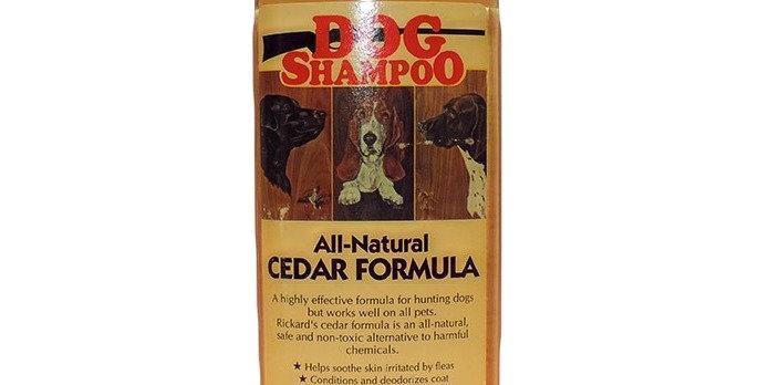 all natural cedar dog shampoo