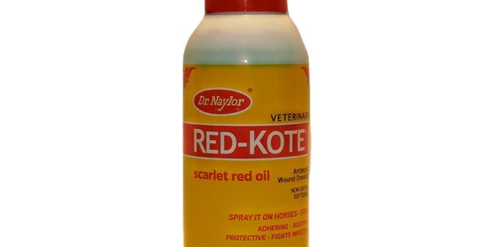 Red Kote antiseptic wound dressing for dogs