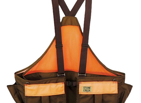 Top Rated Upland Hunting Strap Vest