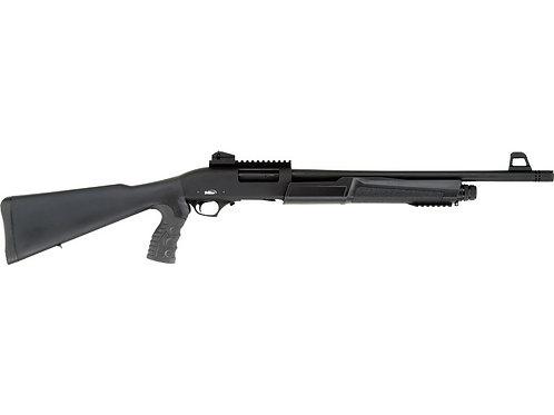 "TriStar Cobra III Force 12GA. 18.5"" Fixed Pistol Grip Shotgun"