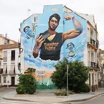 Free Tour Grafitis de Málaga