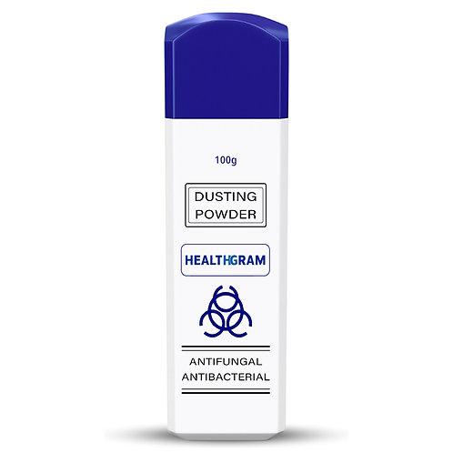 Healthgram Active Talcum Dusting Powder, 100gm Pack of 3