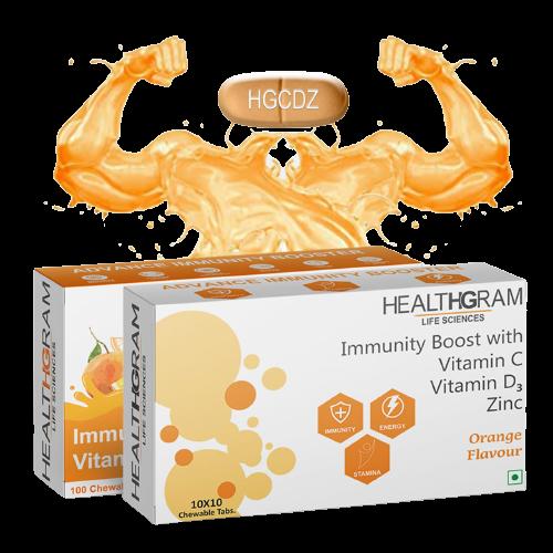 healthgram vitamin c d3 zinc