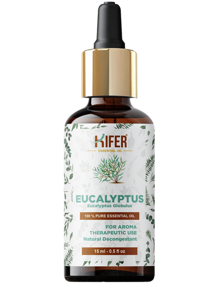 Kifer Eucalyptus Essential Oil - 15ml
