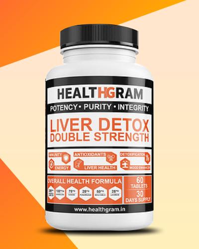 Healthgram Liver Detox - 60tab
