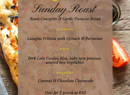 Sunday Roast 17th of May