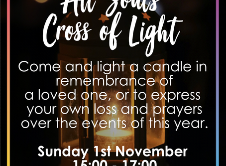 All Souls Cross of Light