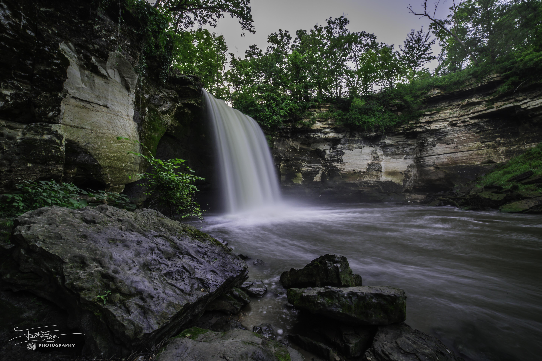 Minneopa Falls-2