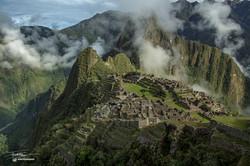 Machu Picchu Morning Magic