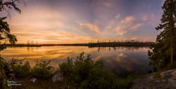 Northwoods Sunset