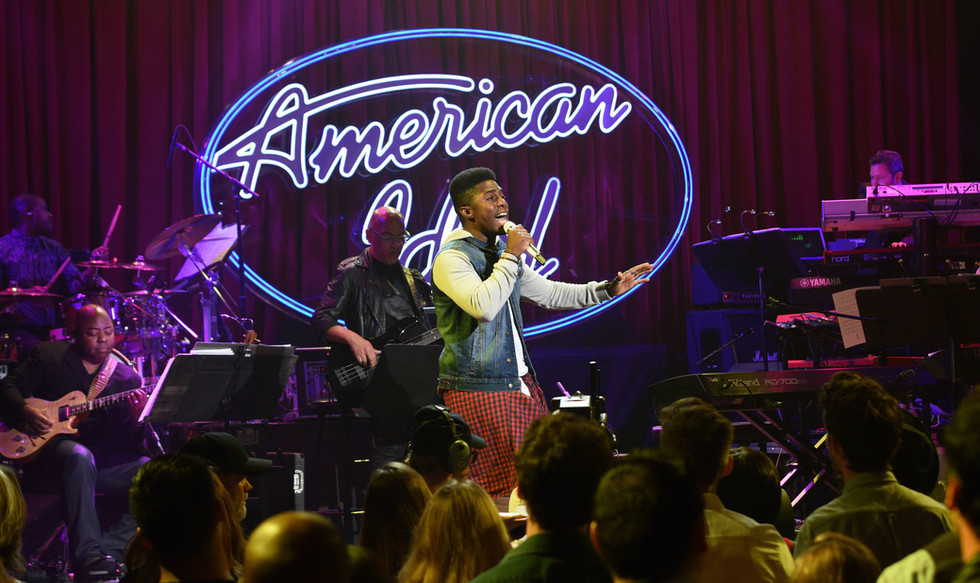 J. None: American Idol Season XIV