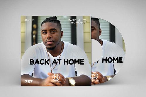 Back At Home CD (Single)