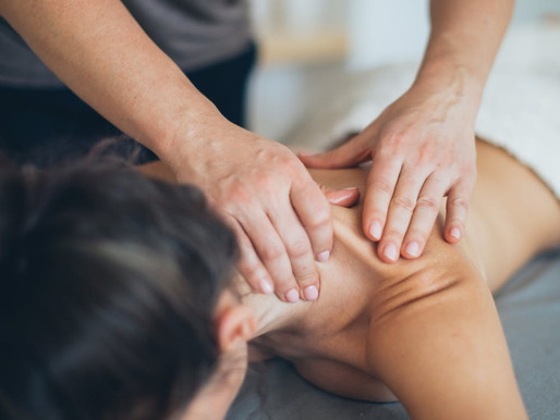 The benefits of massage (March 12th, 2020)