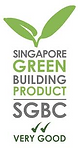 Singapore green building product SGBC