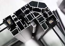German aluminium system