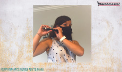Flute Mask Photo 4-100