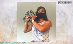 Flute Mask Photo 1-100