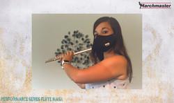 Flute Mask Photo 3-100