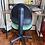 Thumbnail: Green office chair