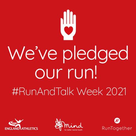 Run And Talk Week 2021