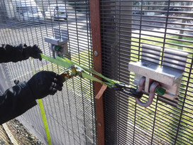 Fence Tensioning Made Simple: Making a fence look great for handover