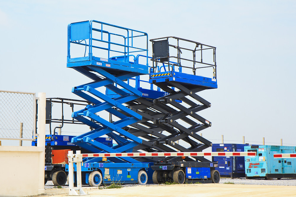 Access platforms compared to Rope access technicians incur higher costs, longer time spent on site and more invasive.