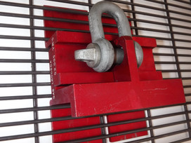 Safe and secured lifting solutions for 358 installation