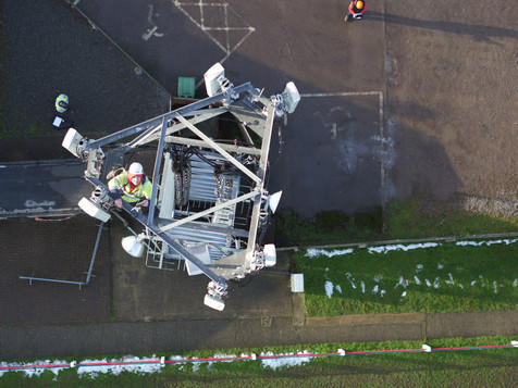 Drone Aerial Shot