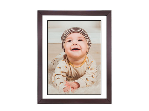 BROWN FRAME 2 inch