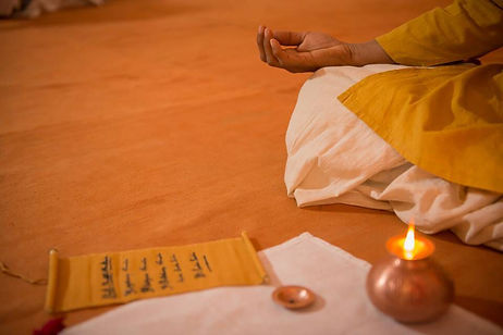 Bhuta Shuddhi - Cleansing the 5 Elements