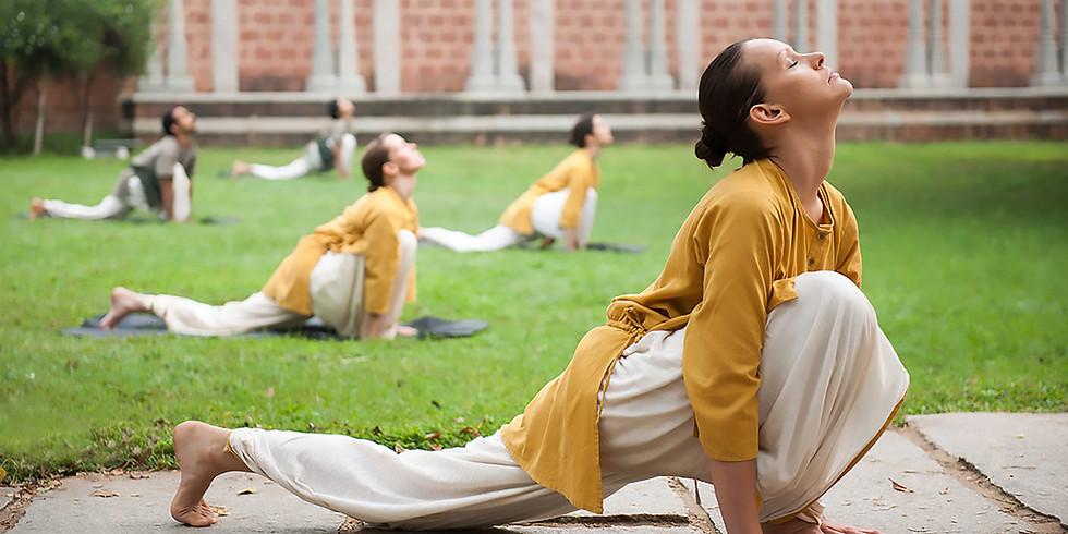 April Surya Kriya Workshop