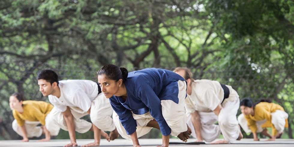Yogasanas Workshop November 29-30, 2019