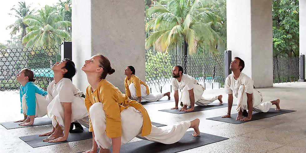 Surya Kriya Workshop October 2 – 3, 2018