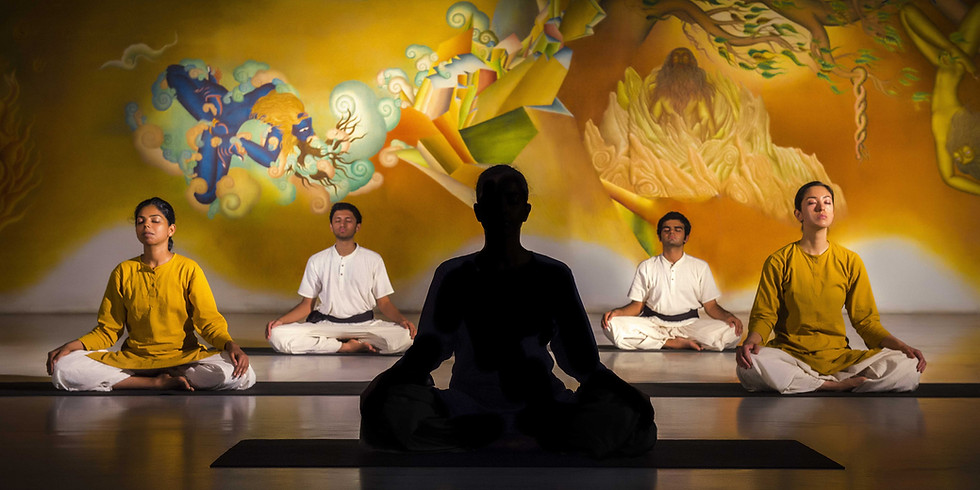 Meditation Breath and Sound