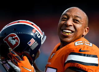More Than Thirteen Weeks To Go In Another Direction for Chris Harris Jr.