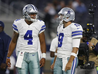 Sunset and Sunrise: The Dallas Cowboys Quarterback Conundrum